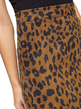 Load image into Gallery viewer, Falda animal print