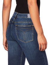 Load image into Gallery viewer, Calvin Klein 42BA516 Jeans para Mujer, Color Malibu Blue Mid, 29/30
