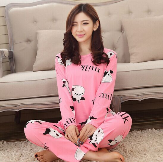 sweet cotton women pajamas