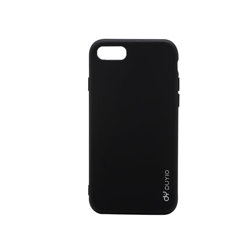 Black High Quality Liquid Silicone Mobile Phone Cases