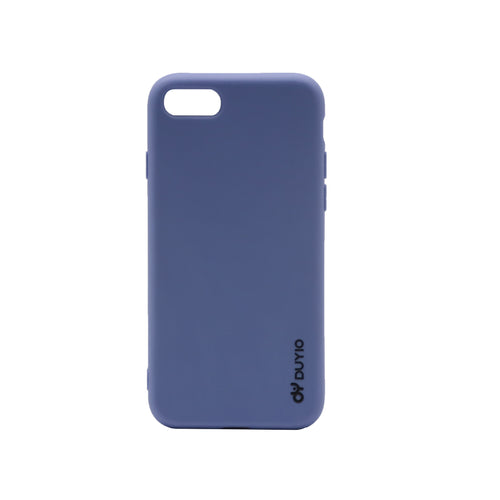 Blue High Quality Liquid Silicone Mobile Phone Cases