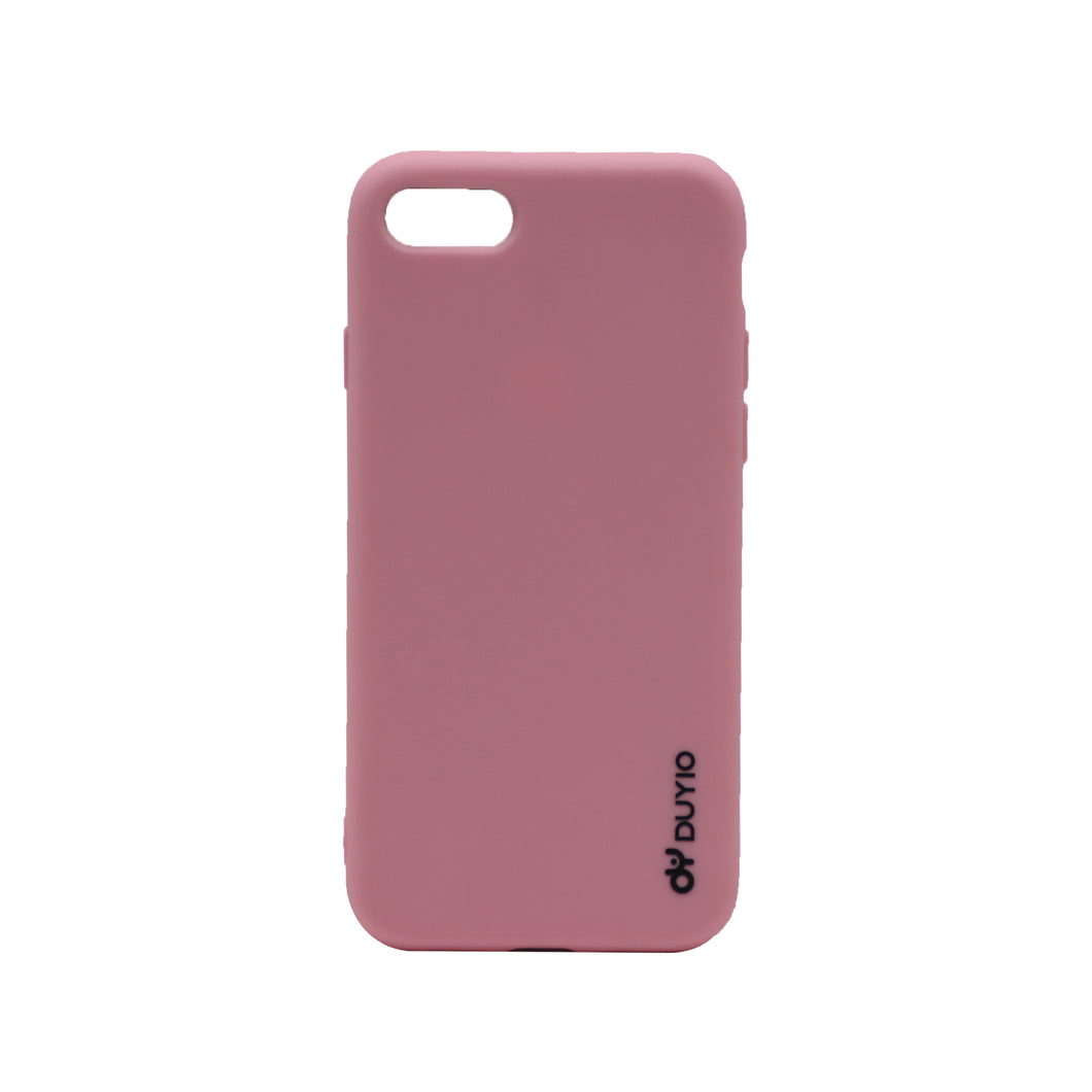 Pink high-end Silicone Mobile Phone Cases