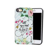 Load image into Gallery viewer, 3D Fresh Flower Design Bright Oil Embossed Mobile Phone Case