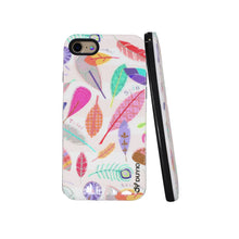 Load image into Gallery viewer, 3D Ancient Fossil Leaves Design Bright Oil Embossed Mobile Phone Case