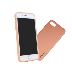 Orange High Quality Silicone Mobile Phone Cases