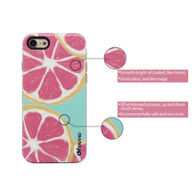 Load image into Gallery viewer, 3D Lemon Design Bright Oil Embossed Mobile Phone Case