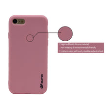 Load image into Gallery viewer, Pink high-end Silicone Mobile Phone Cases
