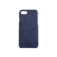 Load image into Gallery viewer, PU Leather Phone Case with Double Cross-type Card Slots