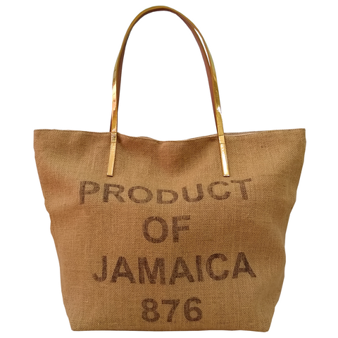 Tote Bag (Product of Jamaica 876)
