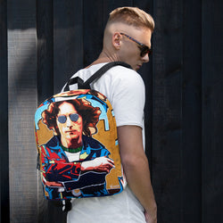 Backpack - Be Cool by Vlado V - we wear art
