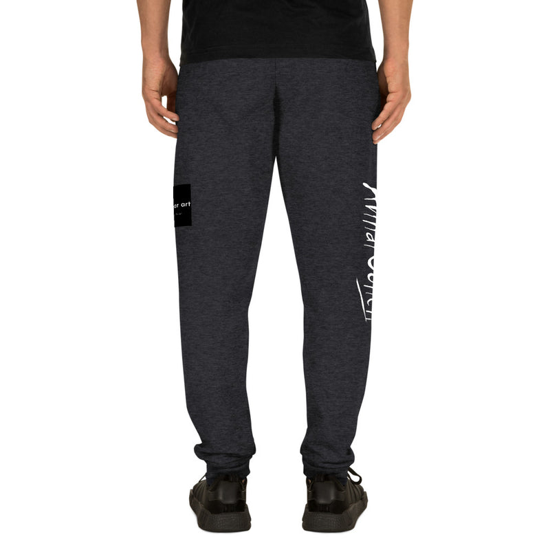 Unisex Joggers - Avichai C - we wear art