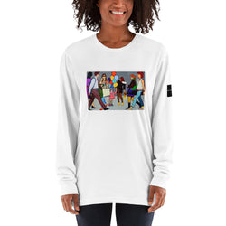 Long sleeve t-shirt - Ballons by Vlado V - we wear art
