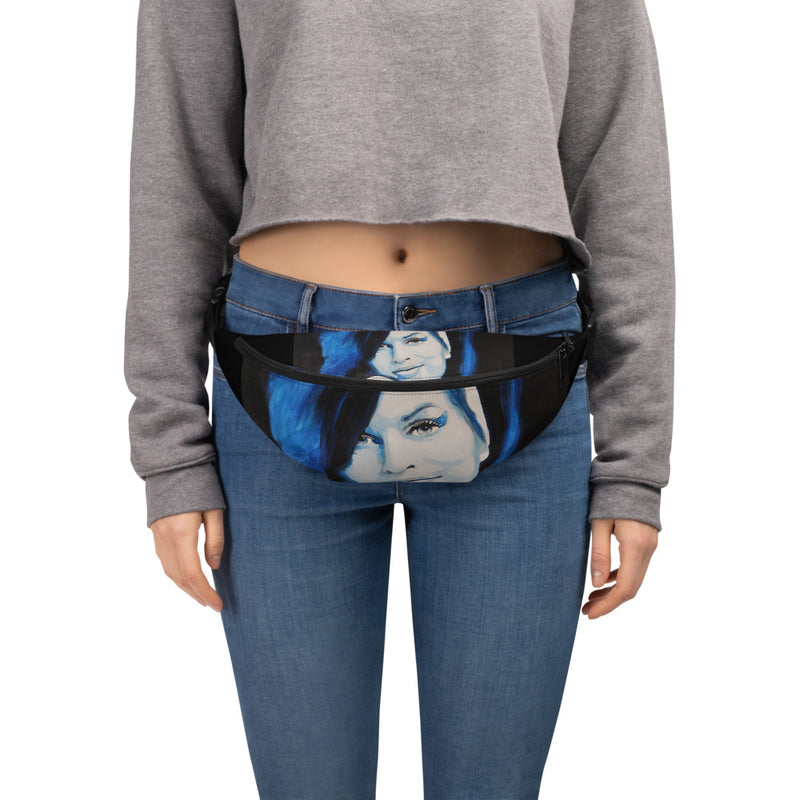 Fanny Pack - Amy by Eric B - we wear art