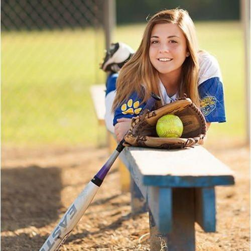 To Granddaughter - I Will Always Love You - Softball