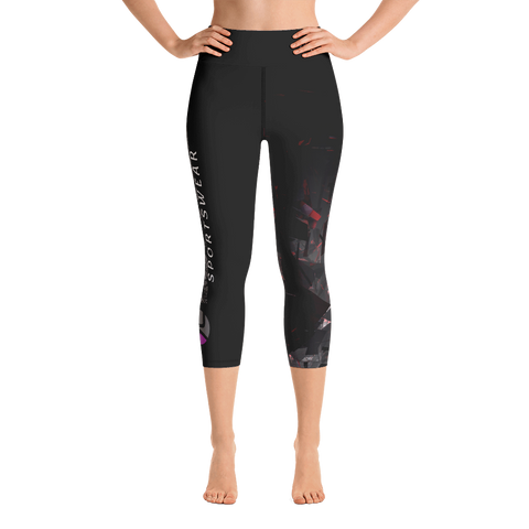 Capri Leggings 3/4 | Sportswear, Sport-mode, Leggings | Bstyled