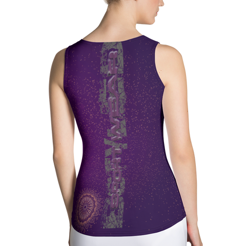 Super Frauen Tank Top | Mandala Design | Bstyled Sportswear