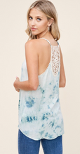Load image into Gallery viewer, Tayler Tie Dye Tank Top