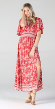 Load image into Gallery viewer, Bay Breeze Midi Dress