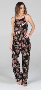Ellie Black Jumpsuit