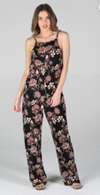Load image into Gallery viewer, Ellie Black Jumpsuit