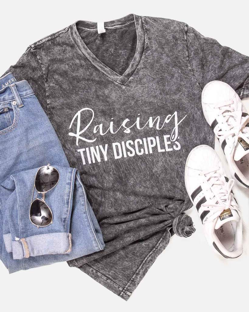 Raising Tiny Disciples Graphic Tee