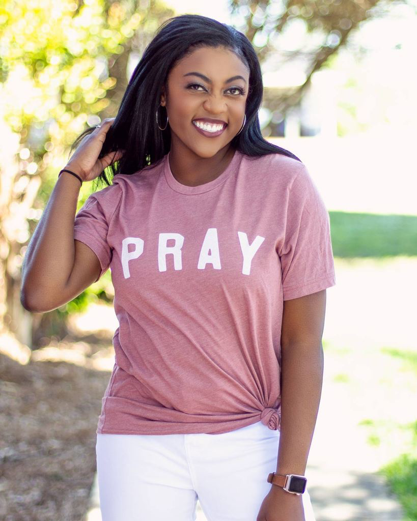 PRAY Graphic Tee
