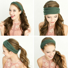 Load image into Gallery viewer, Lily Tube Turban