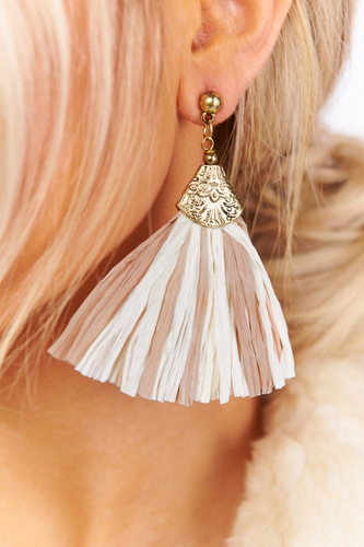 Cher Dangle Drop Earrings