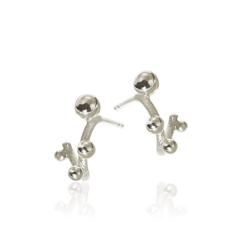 Delphis earrings.