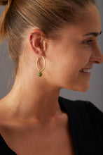Load image for gallery view Esme øreringe. Stor. Guld 18K. Dulong Fine Jewelry