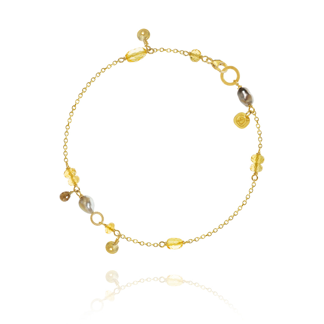 Armband Piccolo Golden Desert