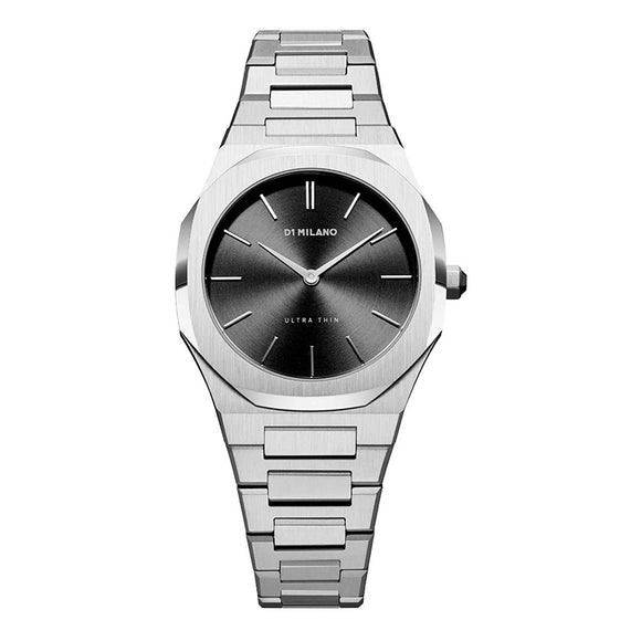 D1 MILANO ULTRA THIN LADY Mod. SILVER NIGHT