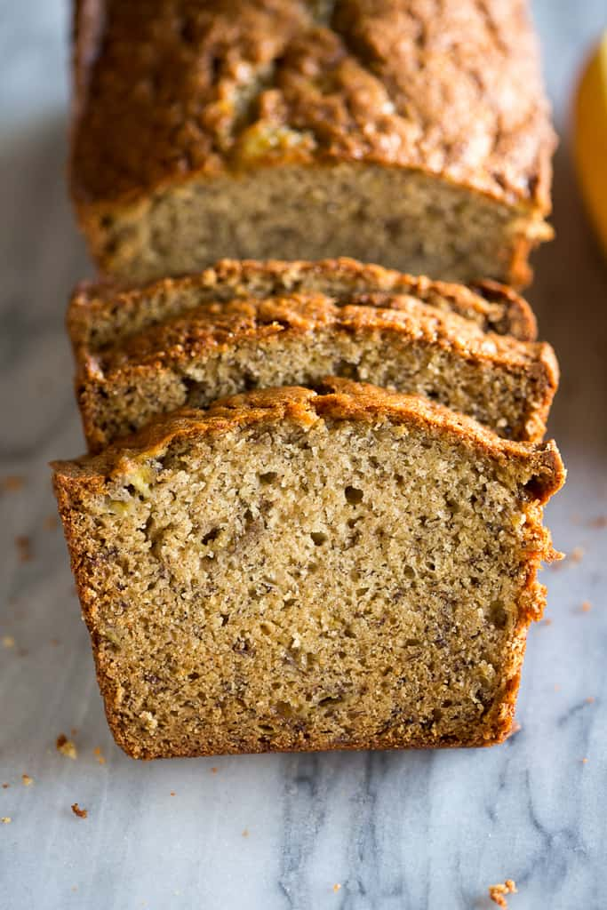 Green Tea X50 Protein Banana Bread