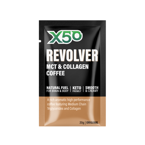 Original Revolver Coffee Sample