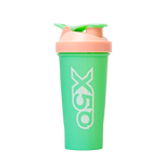 Green + Pink Shaker