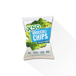 Sea Salt X50 Broccoli Crisps