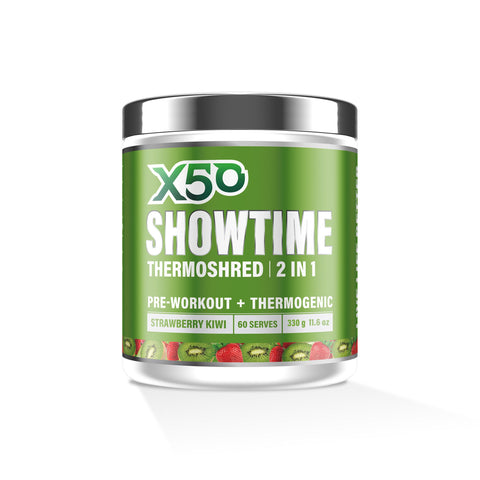 Strawberry Kiwi Showtime Thermoshred
