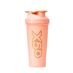 Pink + Gold Shaker