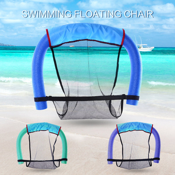 Buoyant Foam Stick Swimming Chair