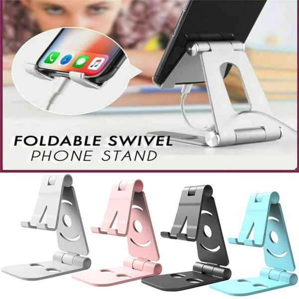 Dual Foldable Phone stand