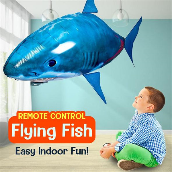Remote Control Flying Fish Helium Balloon