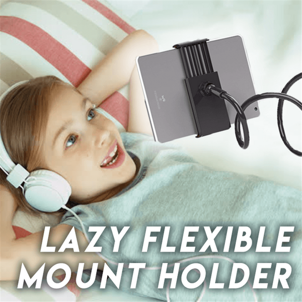 Lazy Flexible Cellphone Mount Holder
