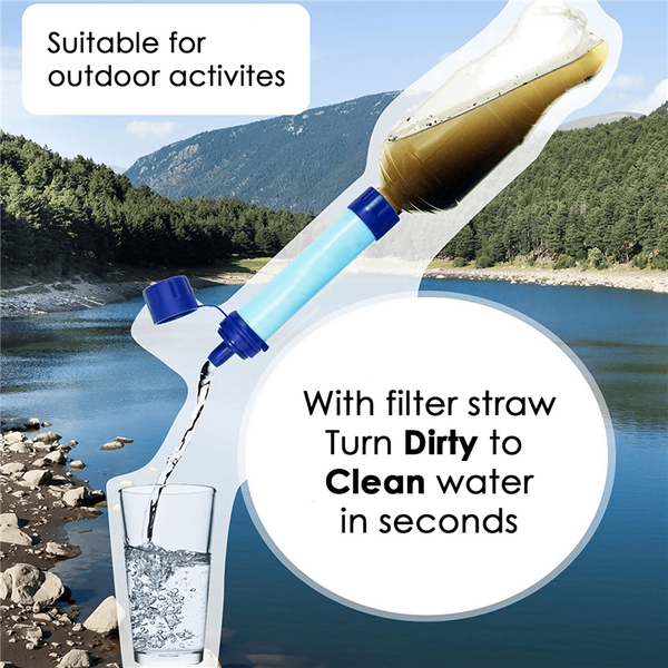 Outdoor Camping Portable Water Purifier