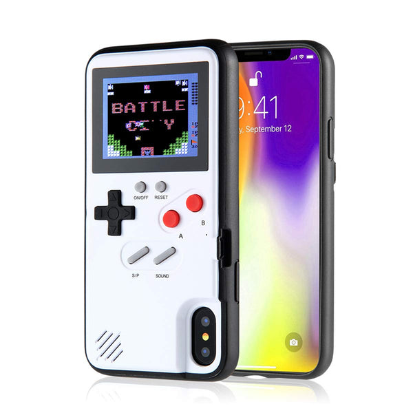 Upgraded Retro Game iPhone Case