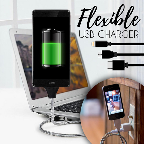 Flexible USB Charger