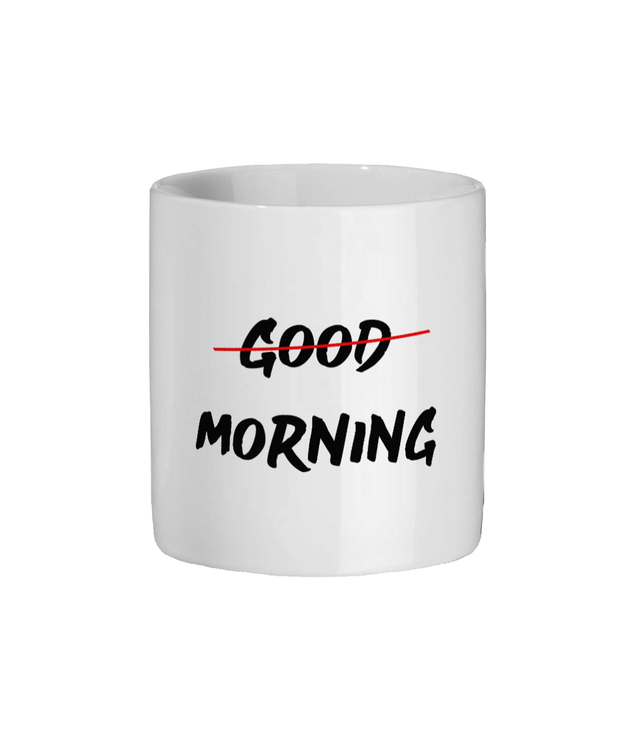 Ceramic Mug Good morning  - VPI Shop