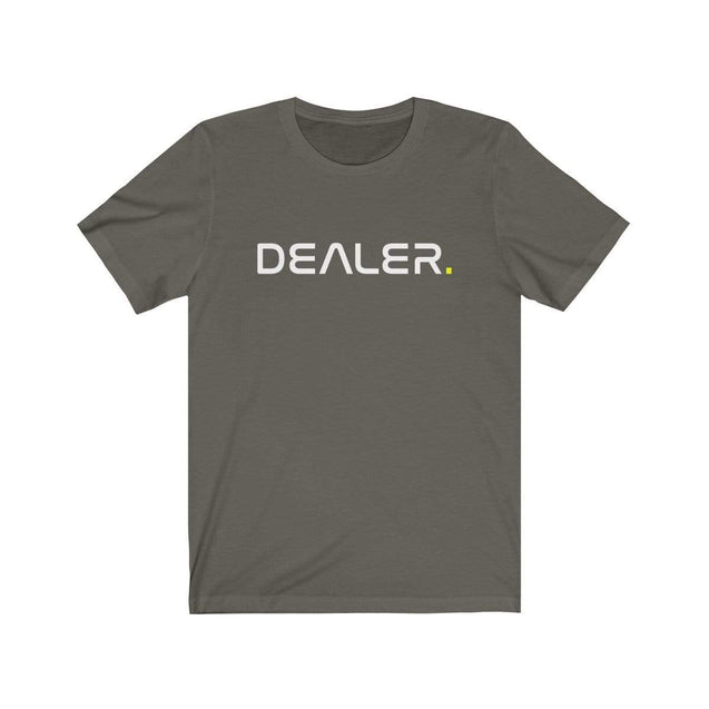 Dealer T-Shirt Army / S  - VPI Shop