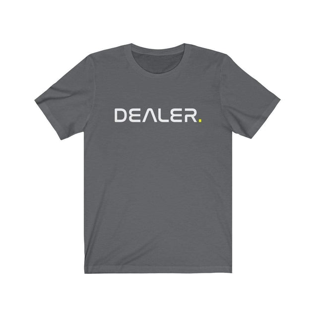 Dealer T-Shirt Asphalt / S  - VPI Shop