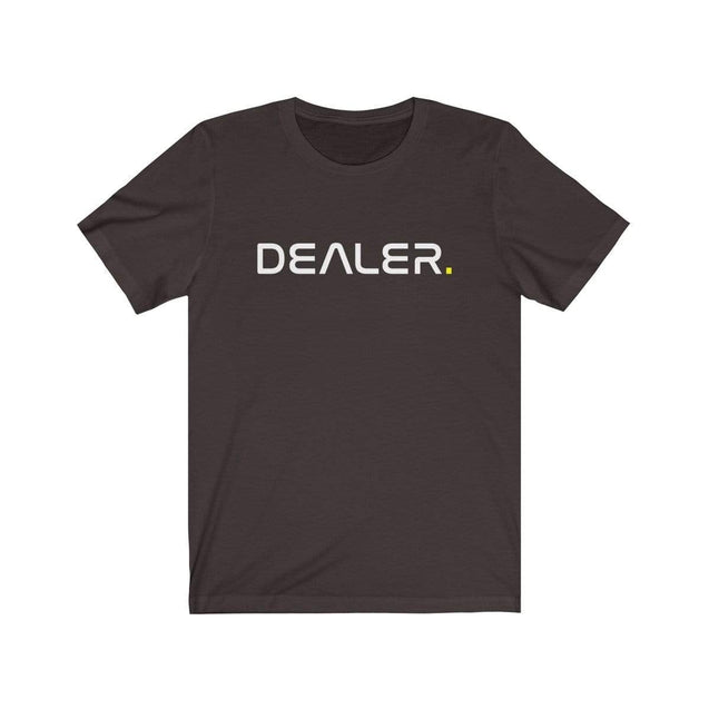 Dealer T-Shirt Chocolate/Brown / S  - VPI Shop