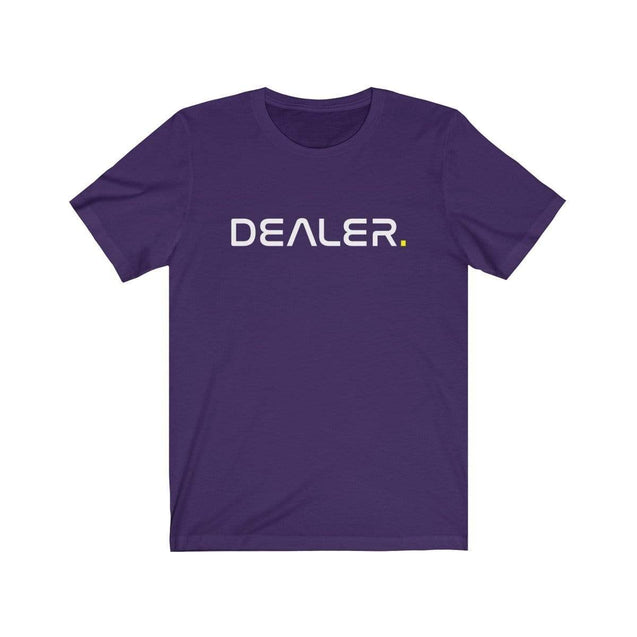 Dealer T-Shirt Team Purple / S  - VPI Shop